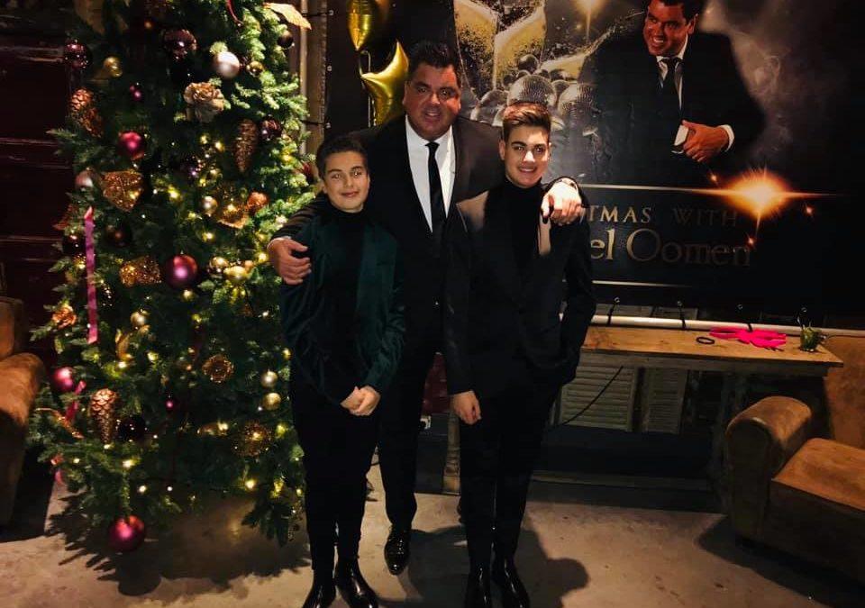 Kerstshows Michael Oomen